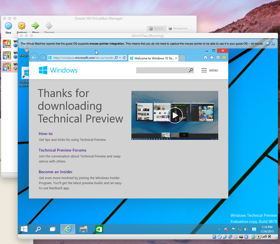 Put Windows 10 on Your PC or Mac | Scoroncocolo's News and