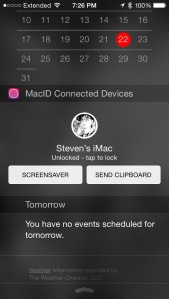 MacIDnotifications